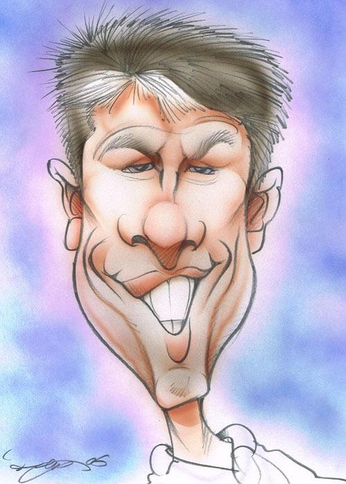 Frank Lantry Cartoon