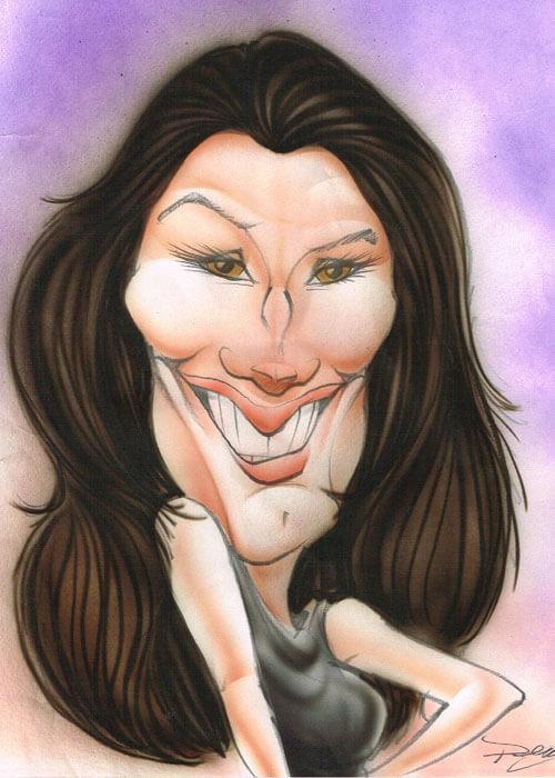 Wendy Marks Cartoon