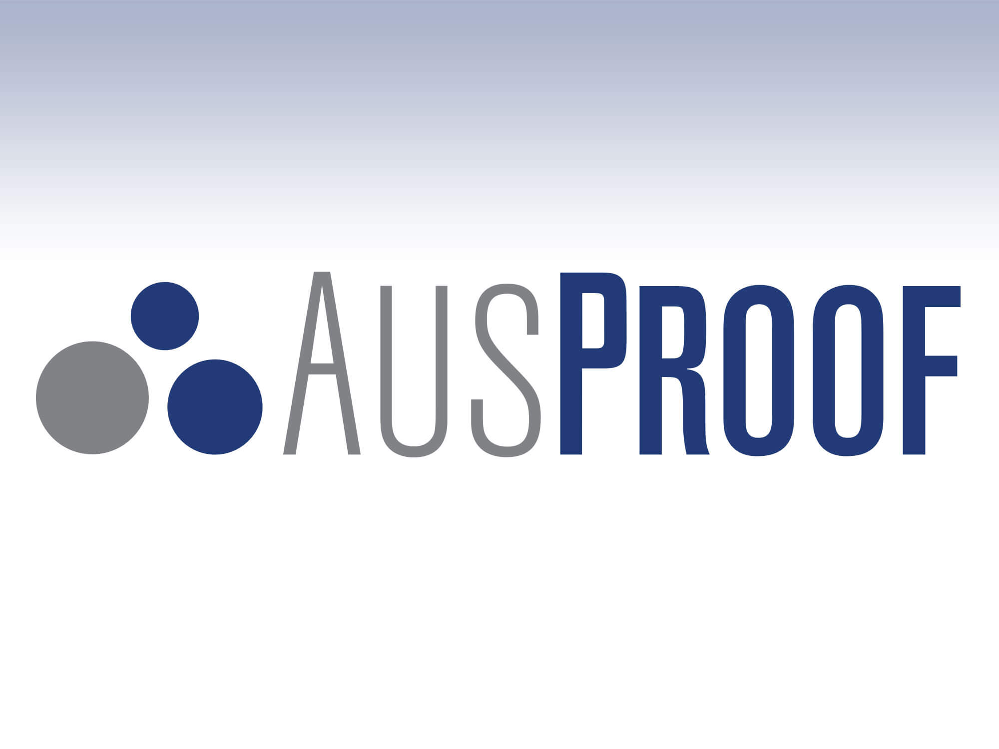 AusProofs new logo